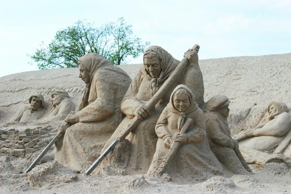 Perheloma-saimaalla-lappeenrannan-hiekkalinna