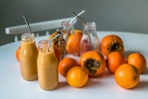 Maista ja ihastu herkulliseen persimon smoothieen.