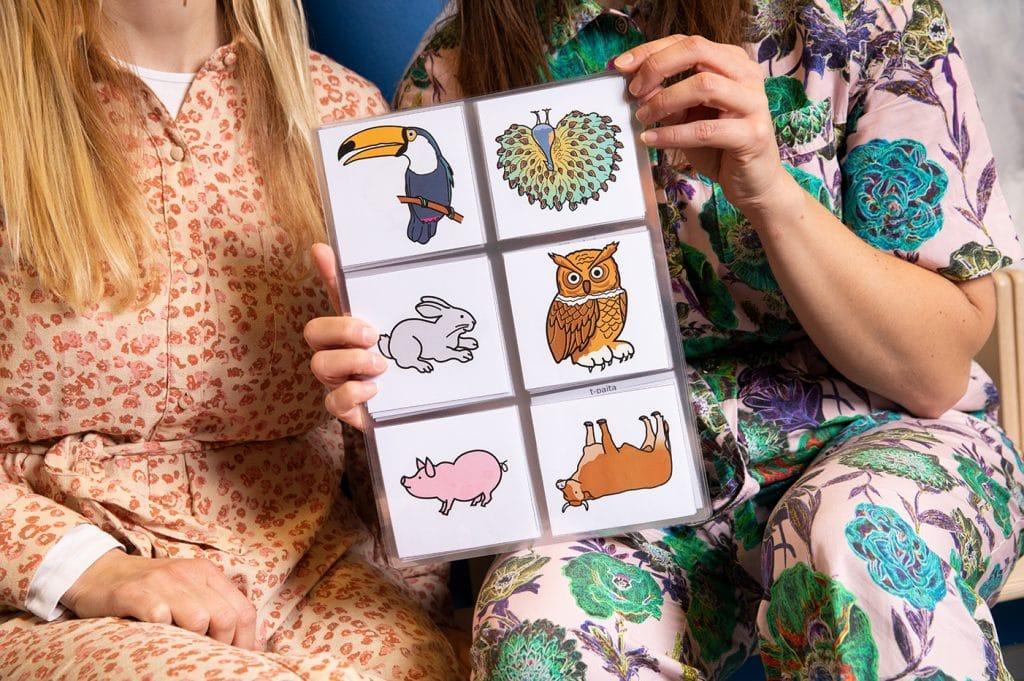 Äitipiirin ja Kamu-päiväkodin webinaarisarja on tarkoitettu 1-6-vuotiaiden lasten vanhemmille.